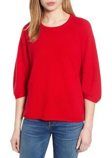 Velvet by Graham & Spencer Wool & Cashmere Sweater