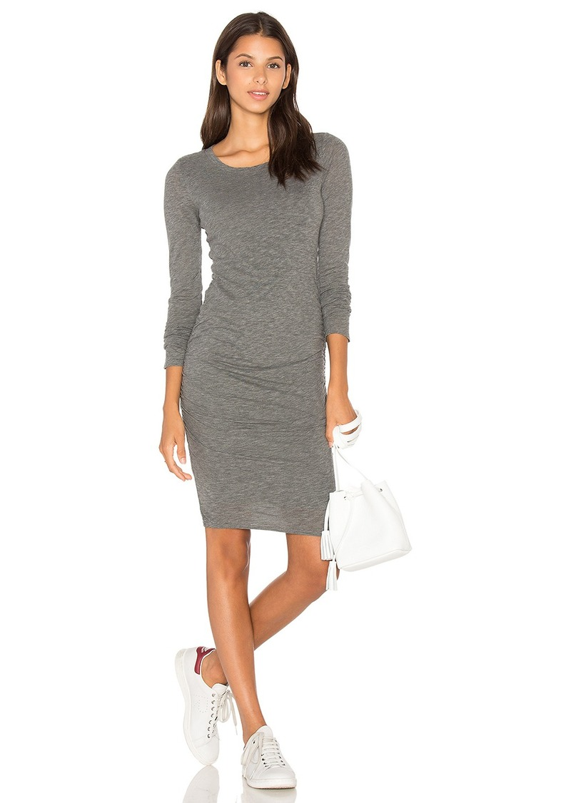 Velvet by Graham & Spencer Yurel Long Sleeve Bodycon Dress