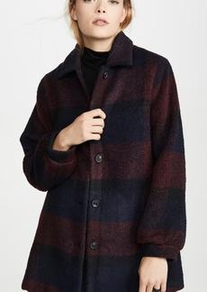 Velvet by Graham & Spencer Velvet Kourtney Coat