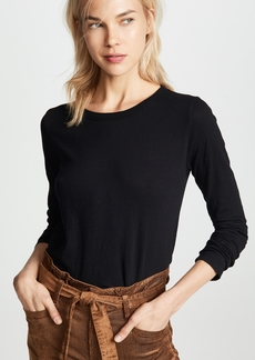 Velvet by Graham & Spencer Velvet Lizzie Long Sleeve Tee