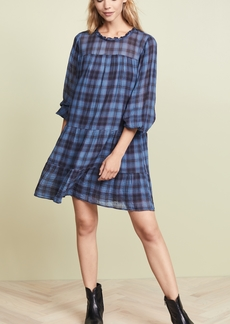 Velvet by Graham & Spencer Velvet Martina Plaid Dress