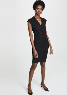 Velvet by Graham & Spencer Velvet Omega Dress