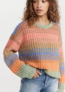 Velvet by Graham & Spencer Velvet Raven Alpaca Sweater