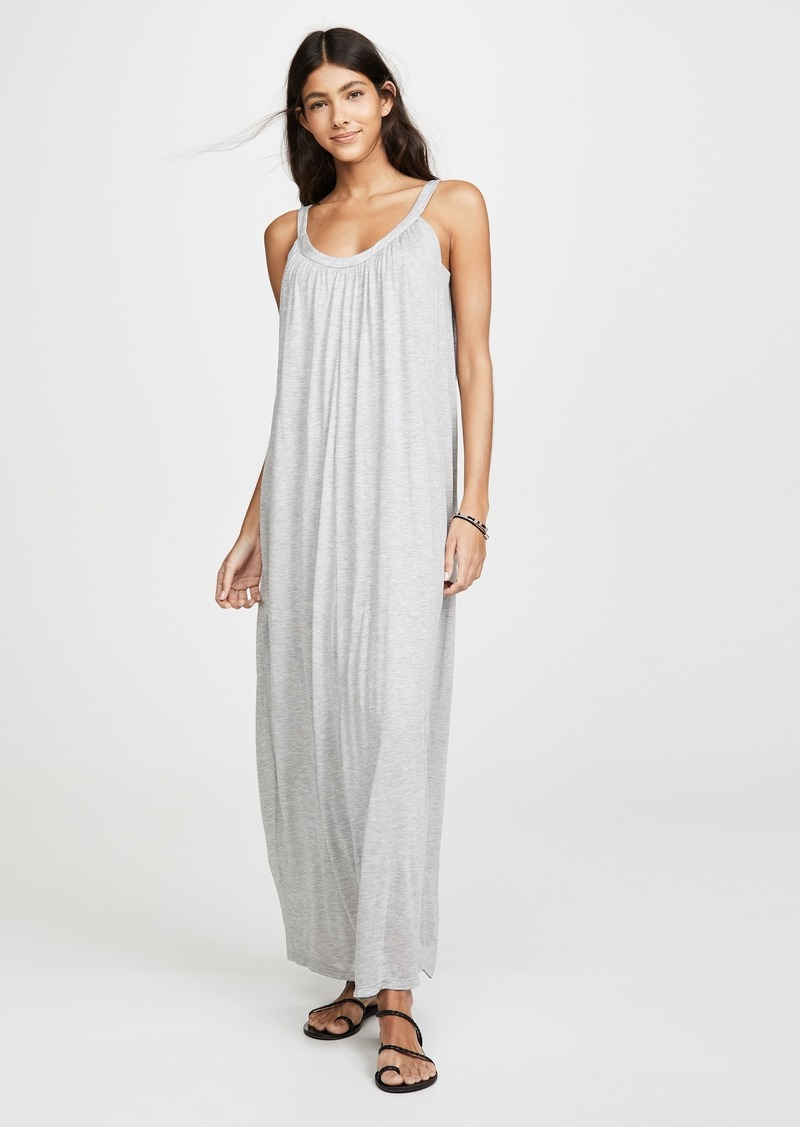 Velvet by Graham & Spencer Velvet Slinky Maxi Dress