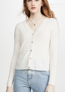 Velvet by Graham & Spencer Velvet Stella Cashmere Cardigan