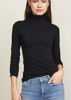 Velvet by Graham & Spencer Velvet Talisia Whisper Classic Turtleneck