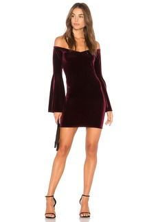 Velvet Trisha Mini Dress
