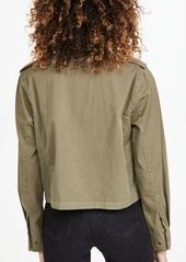 Velvet by Graham & Spencer Velvet Twill Jacket