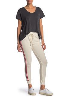Velvet by Graham & Spencer Vintage Terry Side Stripe Sweatpants