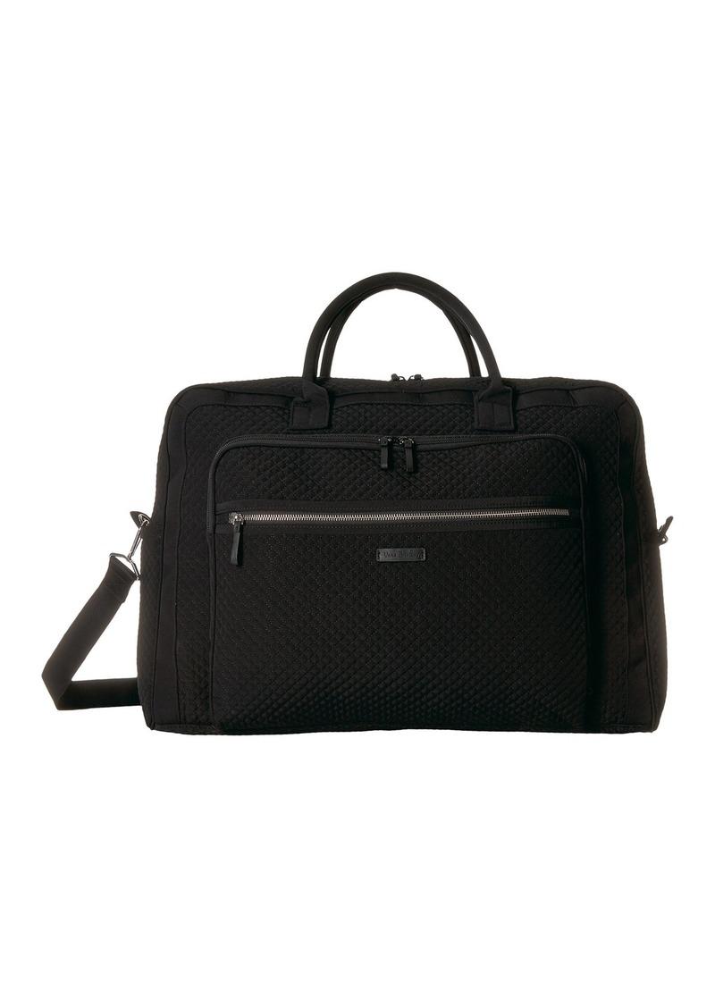 Vera Bradley Iconic Grand Weekender Travel Bag