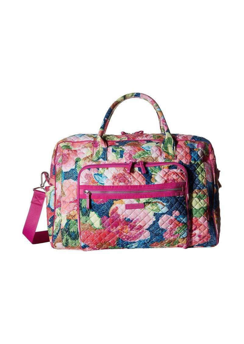 e184a2ebc Vera Bradley Iconic Weekender Travel Bag | Handbags