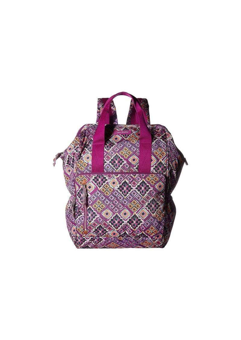 Vera Bradley Lighten Up Frame Backpack | Handbags