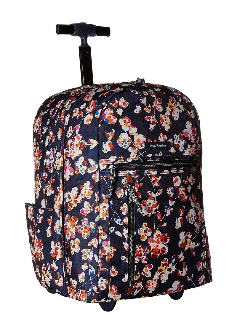 b2212b3671a4 Vera Bradley Lighten Up Large Rolling Backpack Now  142.20