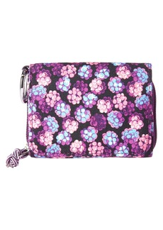 Vera Bradley Lighten Up Rfid Card Case