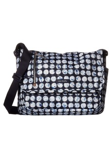 Vera Bradley Lighten Up RFID Laptop Messenger
