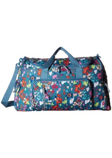 Vera Bradley Lighten Up Ultimate Gym Bag