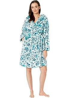 Vera Bradley Lightweight Fleece Robe