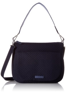 Vera Bradley Carson Shoulder Bag classic navy