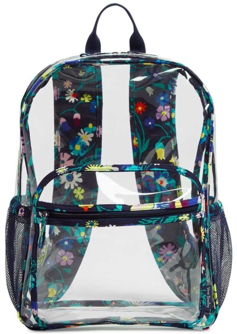 Vera Bradley Clearly Colorful Backpack