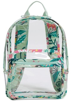 Vera Bradley Clearly Colorful Stadium Backpack