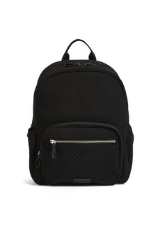 Vera Bradley Iconic Backpack Baby Bag Microfiber classic black