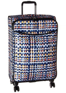 Vera Bradley Iconic Large Spinner Suitcase