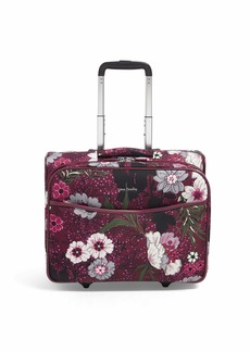 Vera Bradley Iconic Rolling Work Bag