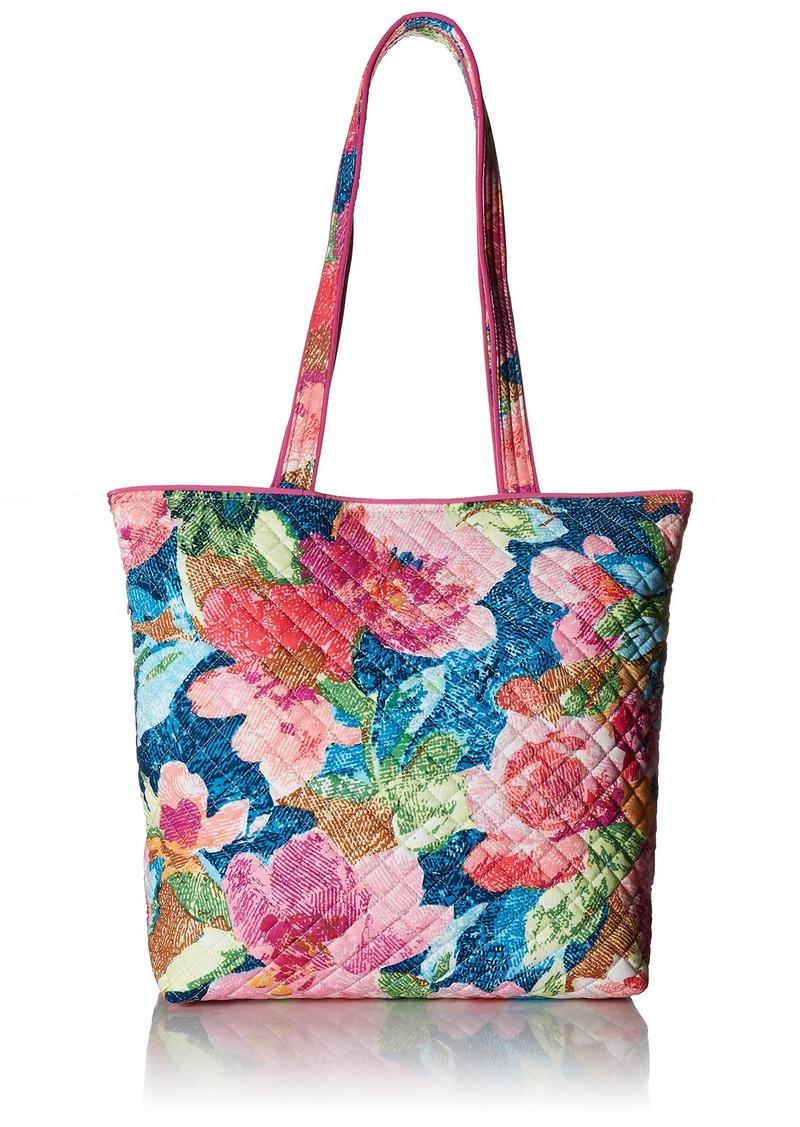Vera Bradley Iconic Tote Bag Signature Cotton