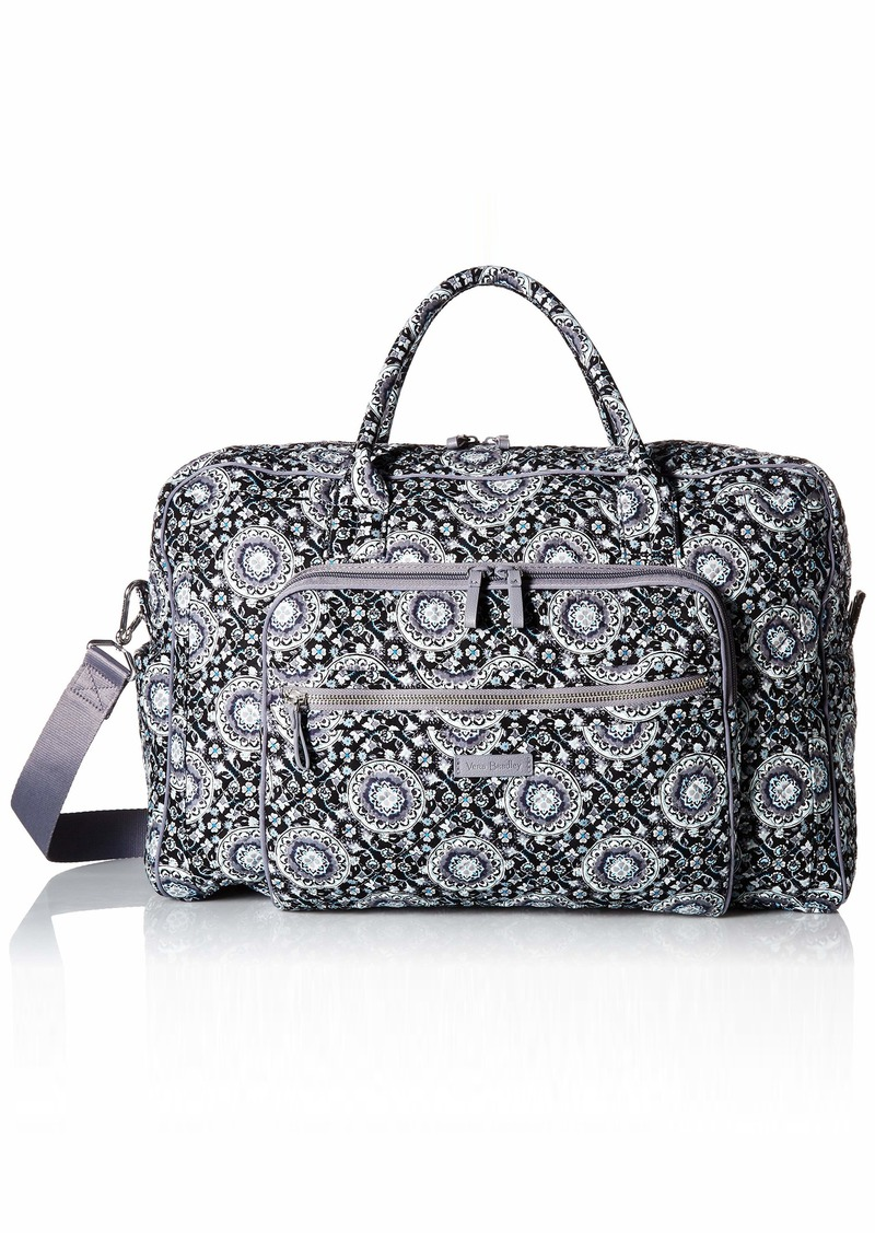 314a8fb41 Vera Bradley Vera Bradley Iconic Weekender Travel Bag Signature ...