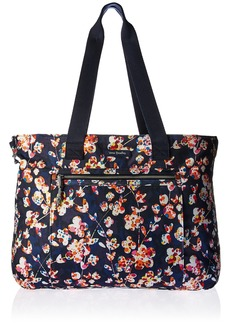 Vera Bradley Lighten Up Expandable Tote Polyester