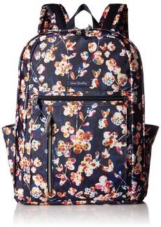 Vera Bradley Lighten Up Grand Backpack Polyester