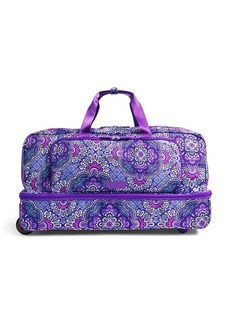 Vera Bradley® Lighten Up Large Wheeled Duffel Bag