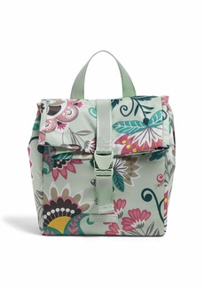 Vera Bradley Lighten Up Lunch Tote Polyester