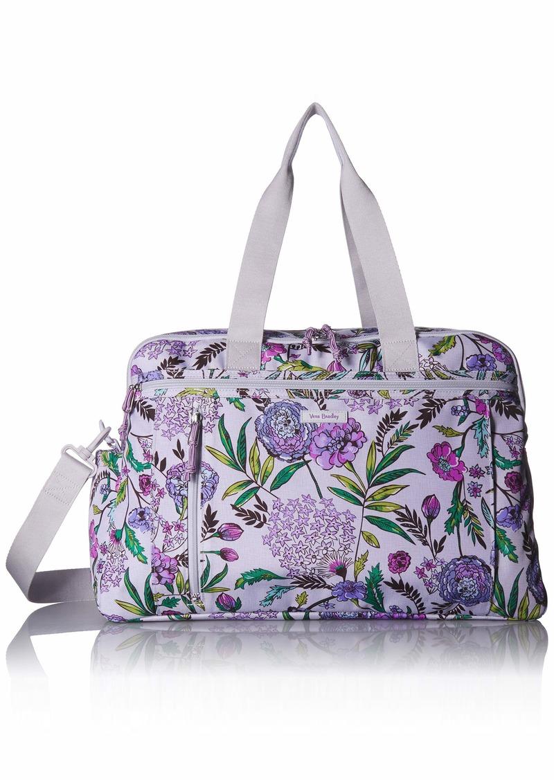 Vera Bradley Lighten Up Weekender Travel Bag cal Botani