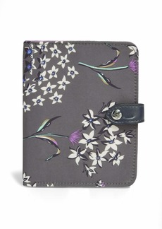Vera Bradley Midtown RFID Passport Wallet dandelion Wishes