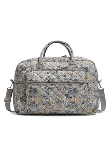 Vera Bradley Performance Twill Grand Weekender Travel Bag