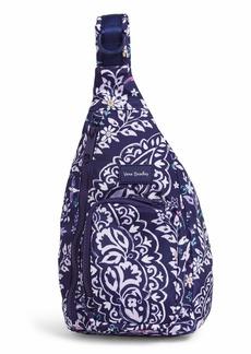 Vera Bradley Recycled Lighten Up Reactive Mini Sling Backpack