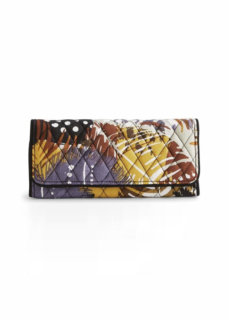 Vera Bradley Trifold Wallet Signature Cotton