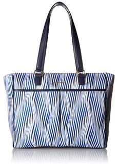 Vera Bradley Uptown Baby Messenger Bag