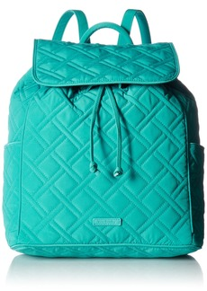 Vera Bradley Women's Drawstring Backpack