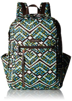 Vera Bradley Women's Grand Backpack Cotton