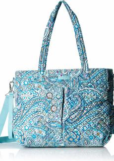 Vera Bradley womens Iconic Ultimate Baby Bag Signature Cotton ey