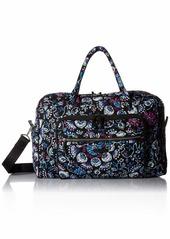 Vera Bradley womens Iconic Weekender Travel Bag Signature Cotton