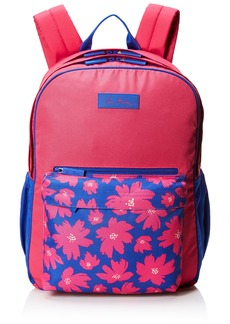 Vera Bradley Women's Large Colorblock Backpack