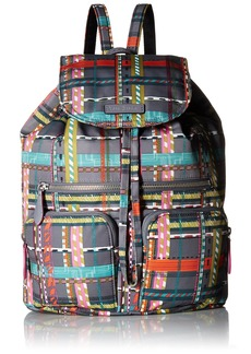 Vera Bradley Women's Midtown Cargo Backpack City Plaid