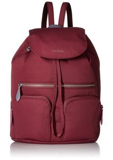 Vera Bradley Women's Midtown Cargo Backpack Hawthorn Rose