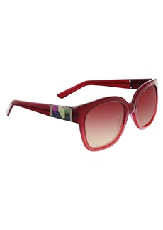 Vera Bradley Women's Pearl Polarized Wayfarer Sunglasses