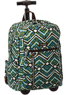 Vera Bradley Women's Rolling Backpack