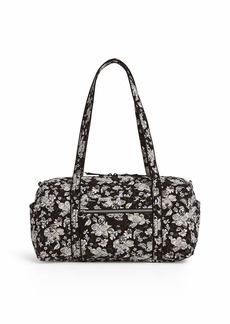 Vera Bradley Women's Signature Cotton Small Travel Duffel Bag