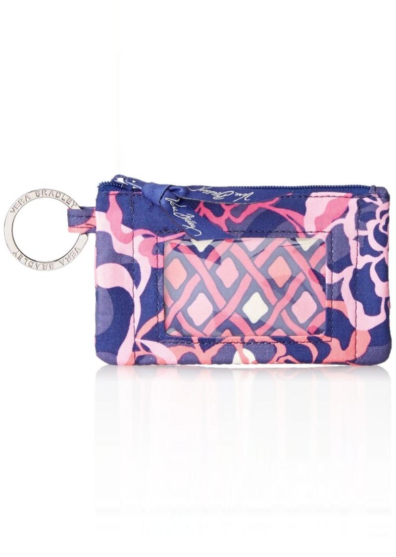 Vera Bradley womens Zip Id Case  One size